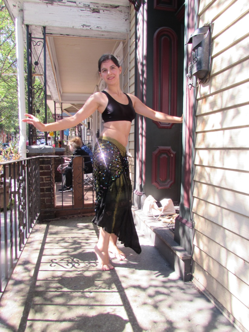 Belly Dancer Jim Thorpe Pennsylvania