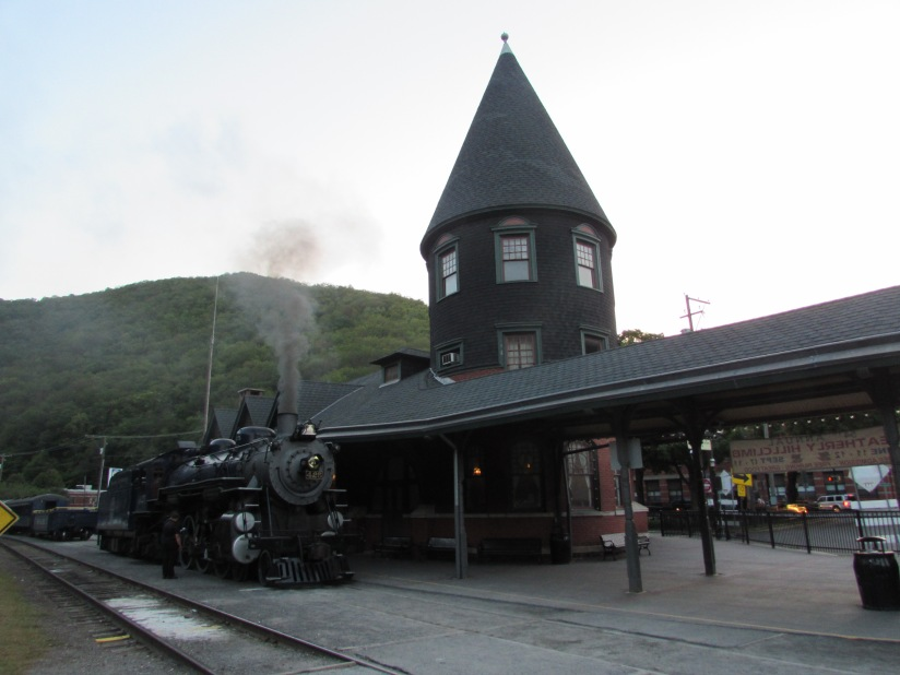 Number 425 in Jim Thorpe Pennsylvania