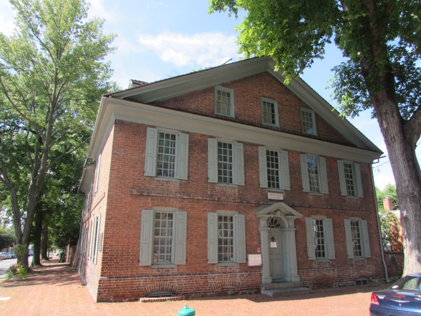 Amstel House New Castle Delaware