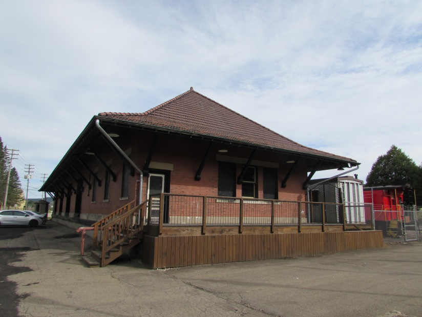 Old Train Station Salamanca New York