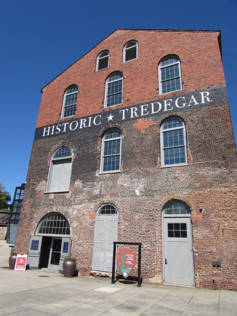 Trefalgar Iron Works Richmond Virginia