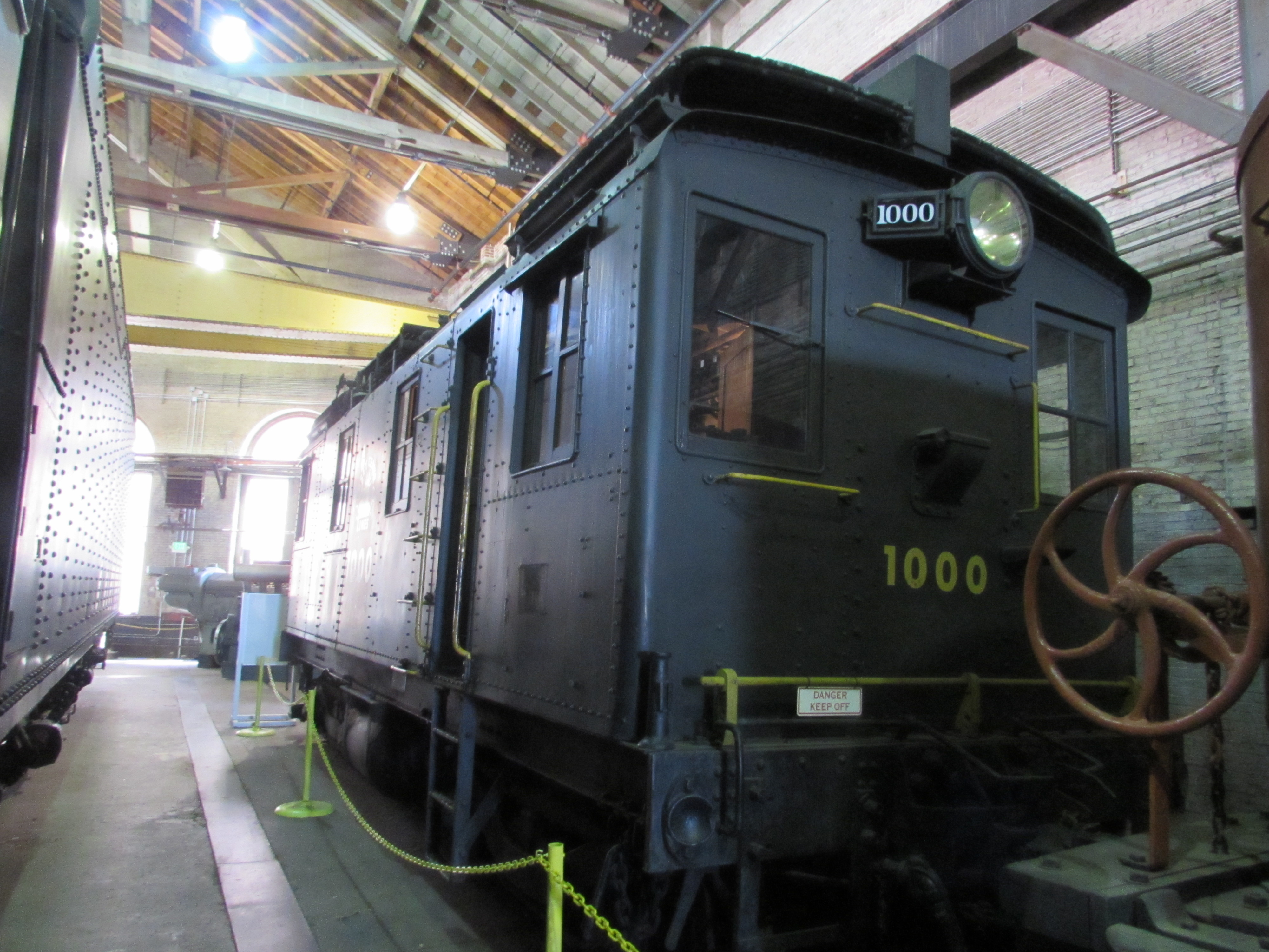 Central New Jersey 1000 B&O Museum Baltimore Maryland