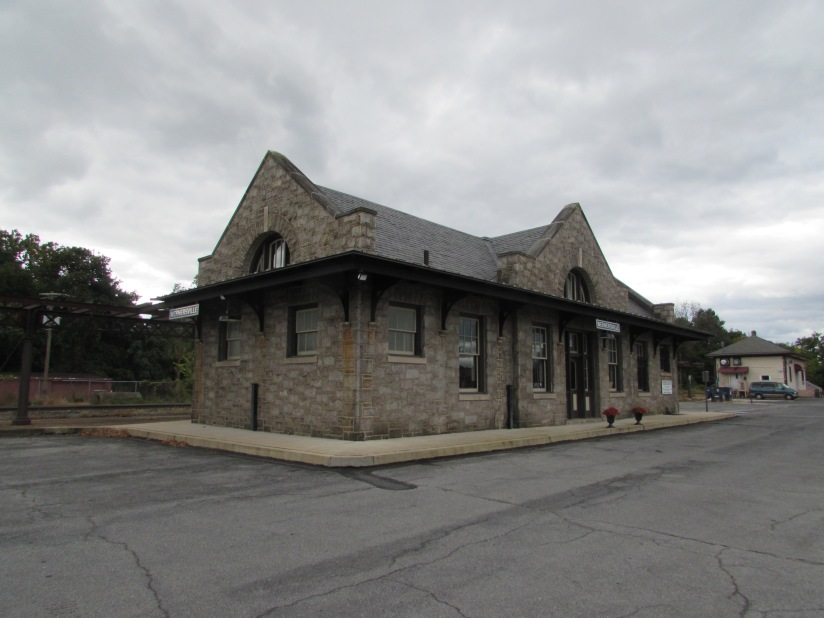 Old Train Station Wernersville Pennsylvania