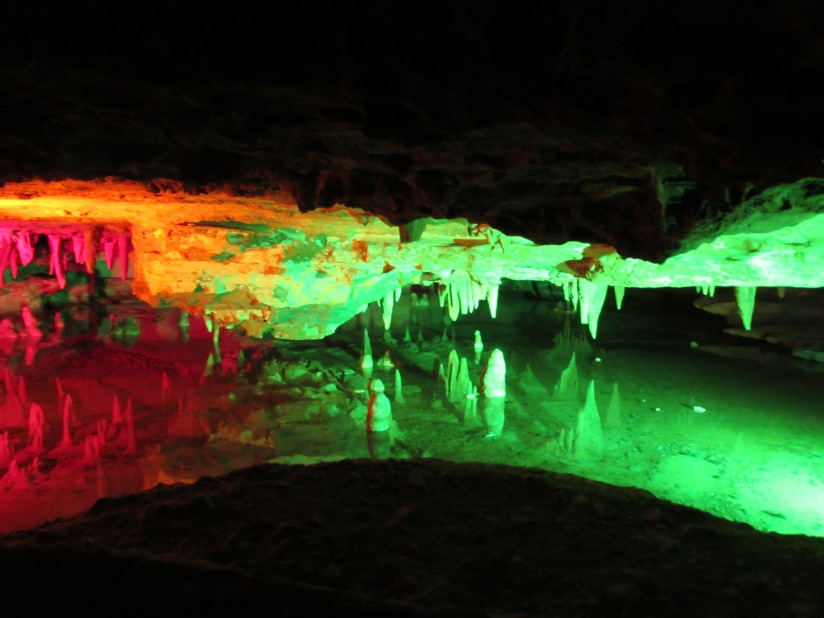 Colors Skyline Caverns Front Royal Virginia