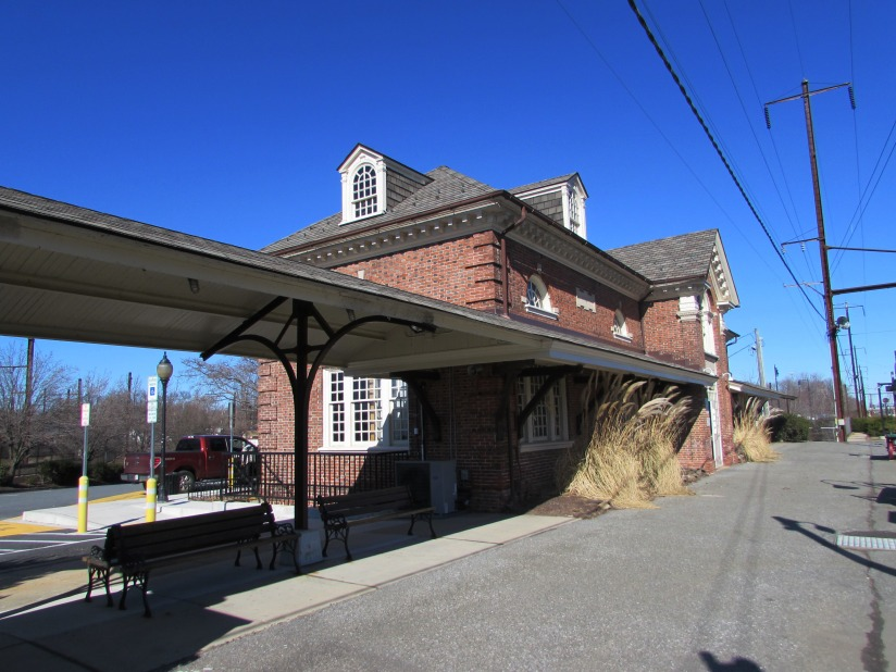 Perryville Train Station Perryville Maryland