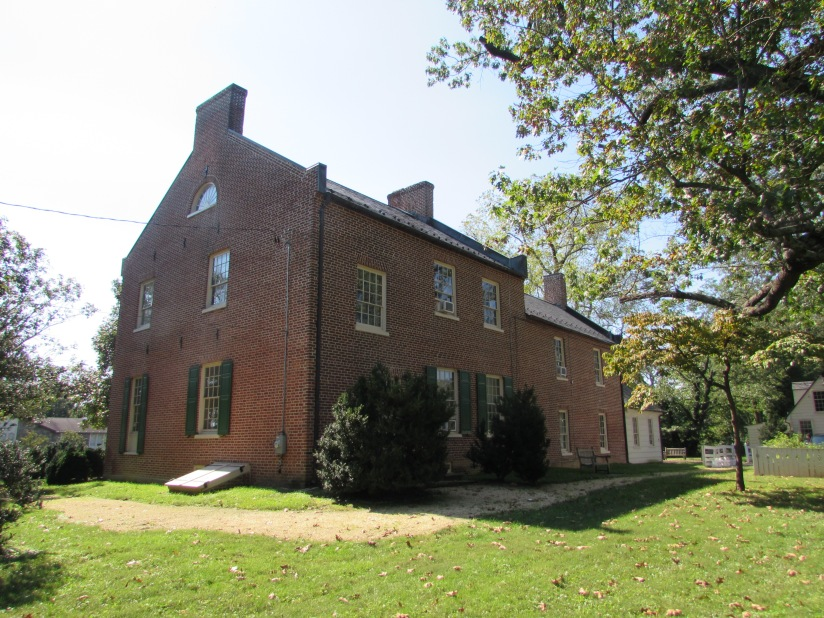 Beall-Dawson House Rockville Maryland