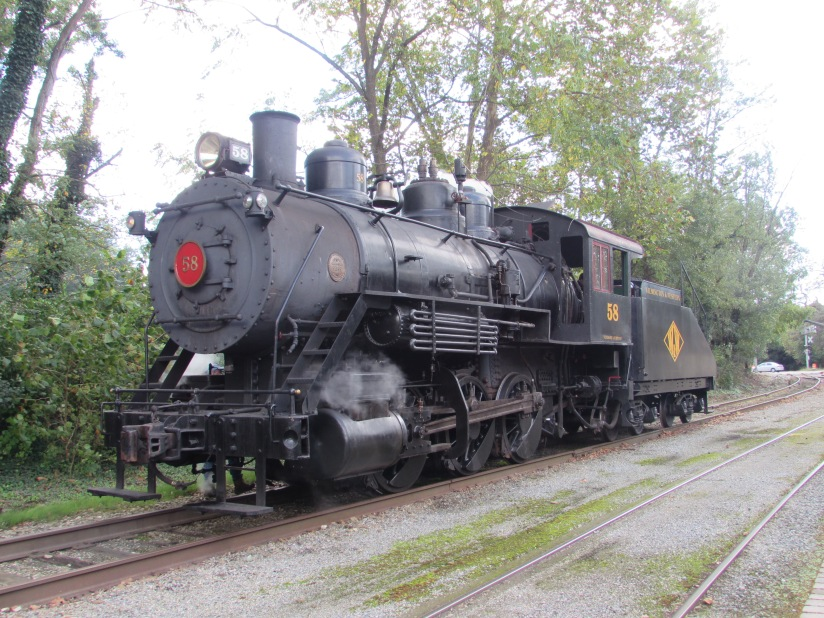 Number 58 Wilmington and Western Railroad Greenbank Delaware
