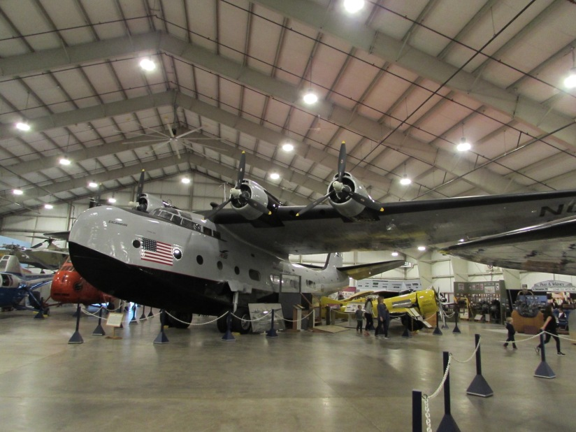 Sikorsky Flying Boat New England Air Museum Windsor Locks Connecticut