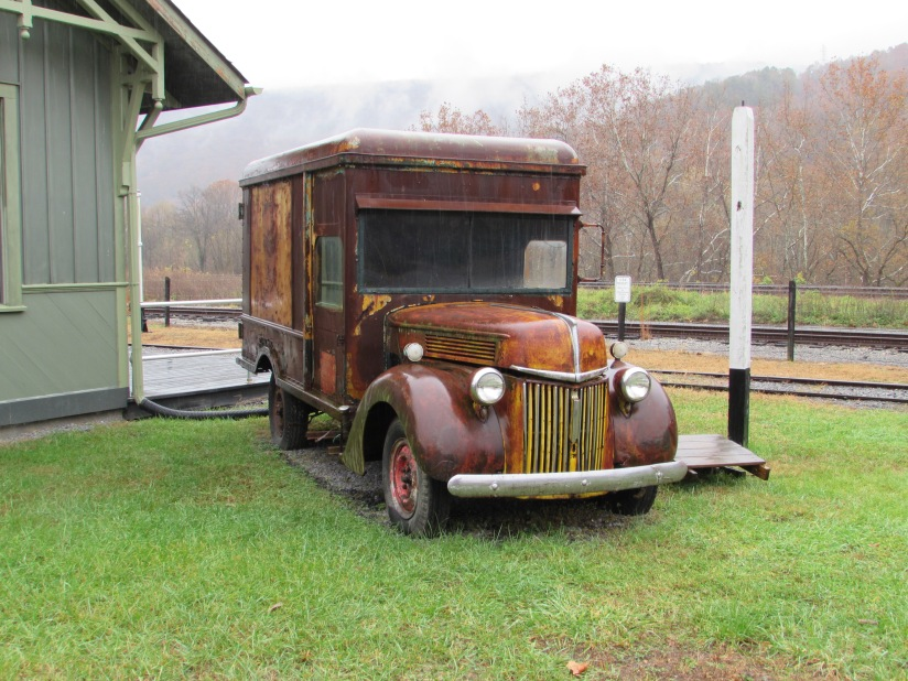 Old Truck Clifton Forge Virginia