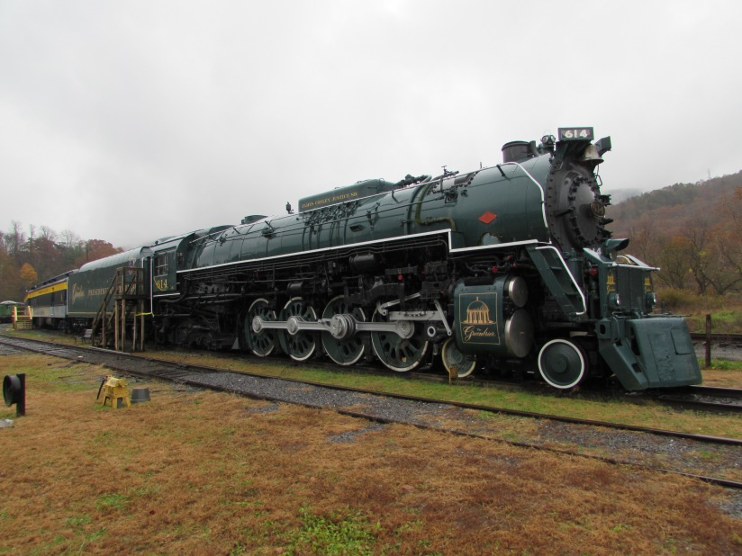 The Greenbrier Presidential Express Clifton Forge Virginia