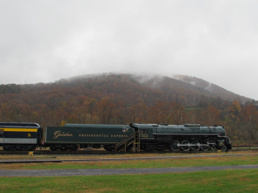 The Mountain and the Greenbrier Clifton Forge