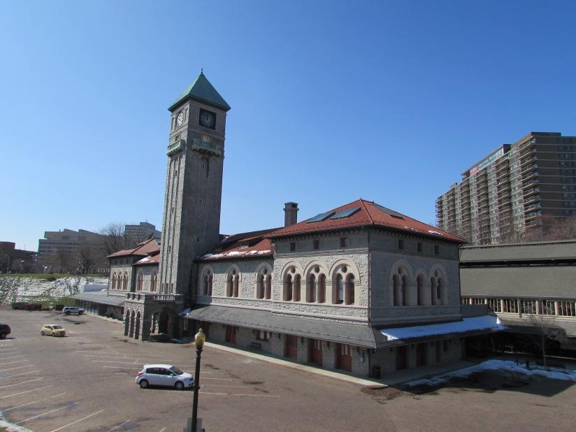 Old Mount Oak Station Baltimore Maryland