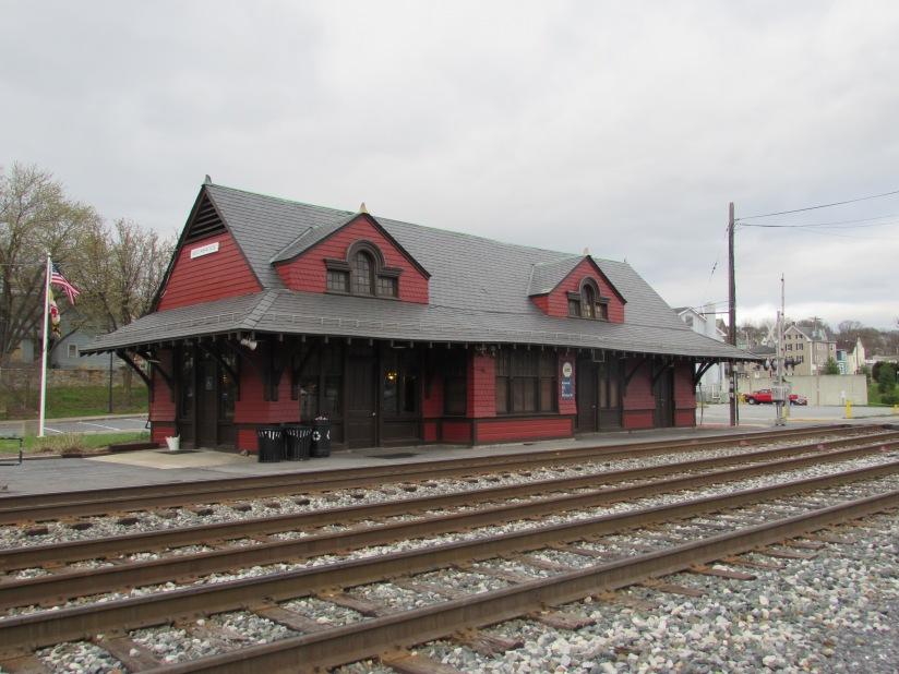 Old Train Station Brunswick Maryland
