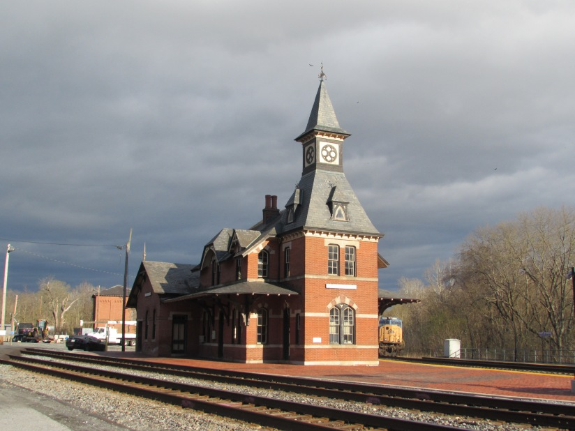 Old Train Station Point of Rocks Maryland