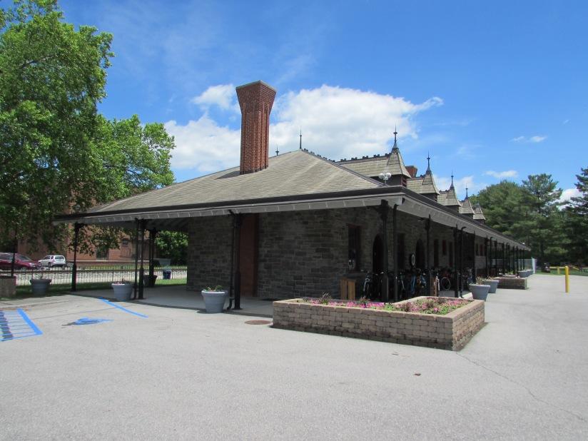Old Train Station Pulaski Virginia